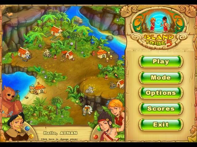 Island tribe 5.