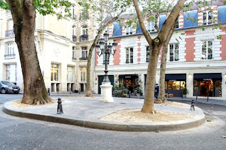 Paris : La Place de Furstemberg à Saint Germain des Prés n'existe pas - VIème