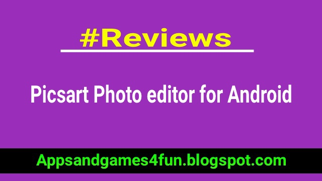 Download Free photo editor picsart