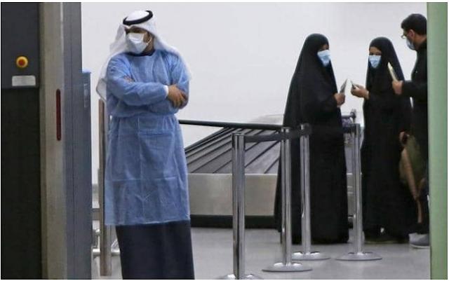 كرونا وصل الكويت