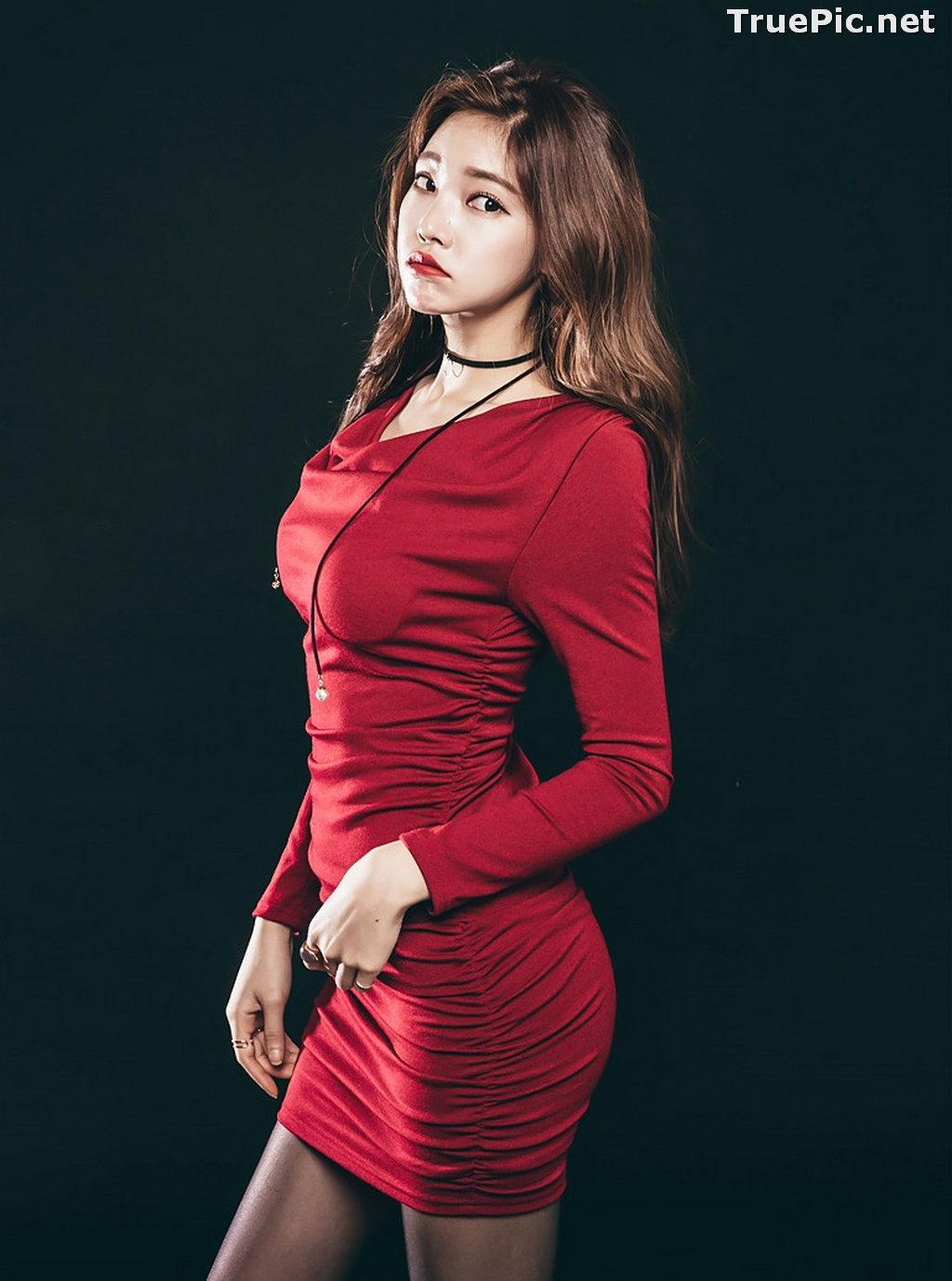 Image Korean Beautiful Model – Park Jung Yoon – Fashion Photography #5 - TruePic.net - Picture-7