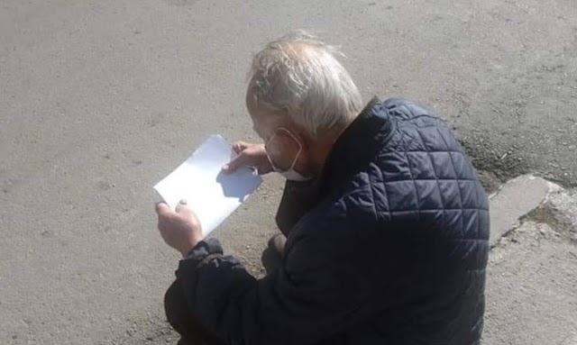 Μυτιλήνη: Απίστευτες καταγγελίες - Ο ΕΟΔΥ άφησε 94χρονο στη μέση του δρόμου