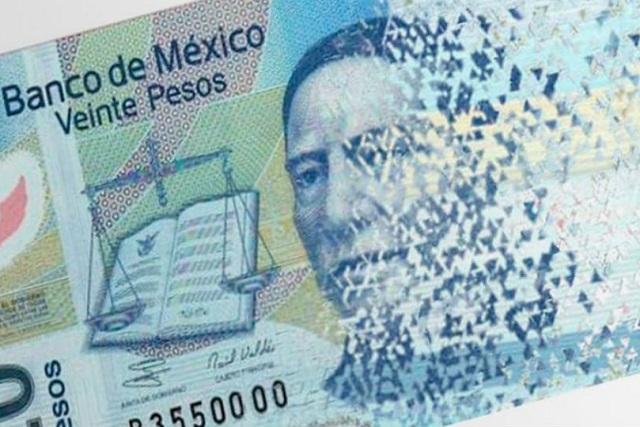 Nueva familia de billetes mexicanos