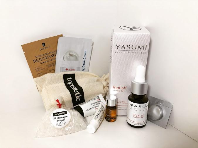 kosmetyki do cery wrażliwej od topestetic