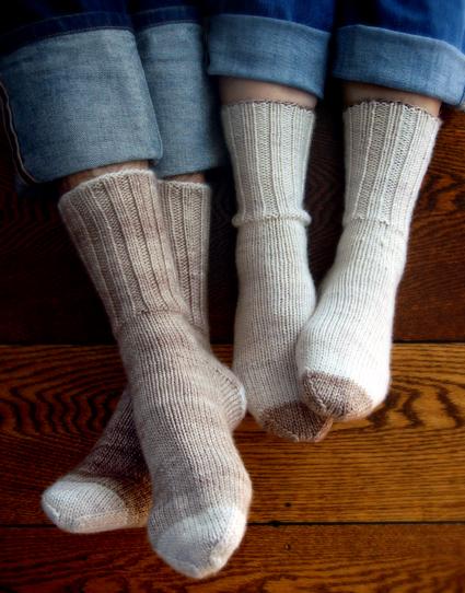 Jennifer and Ed's Blog: Knitting Goals