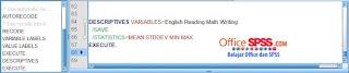 Tutorial Dasar SPSS Mengenal Menu dan Windows pada SPSS
