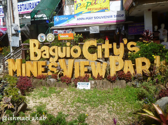 Mines View Park of Baguio City