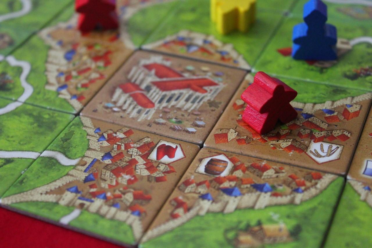 Carcassonne - jaki dodatek wybrać?