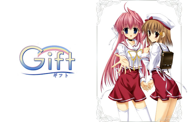 Gift: Eternal Rainbow Batch Subtitle Indonesia