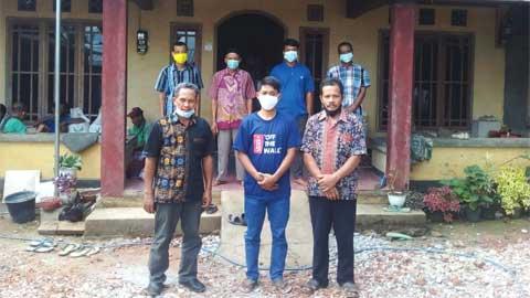 LMDH Wana Mukti Purworejo Dapat Bang Pesona dari KLHK Pusat