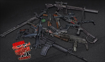 GTA San Overdose Effects - HD Retexture 2.0 With Guns
