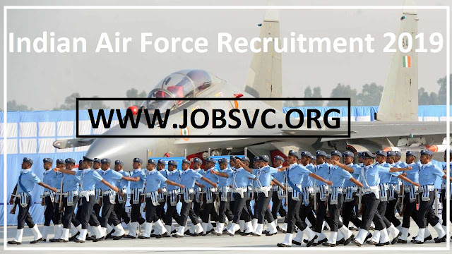 Indian Air Force Recruitment 2019 – Various Cook, House Keeping Staff Posts | Apply Online