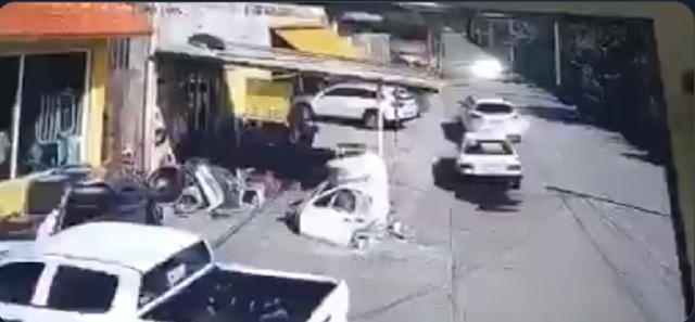 Video: Así fue como un Comando intercepto y levanto a Gregorio Gómez candidato del PRD en Veracruz