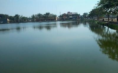 Objek Wisata Danau Ramaias di Bekasi