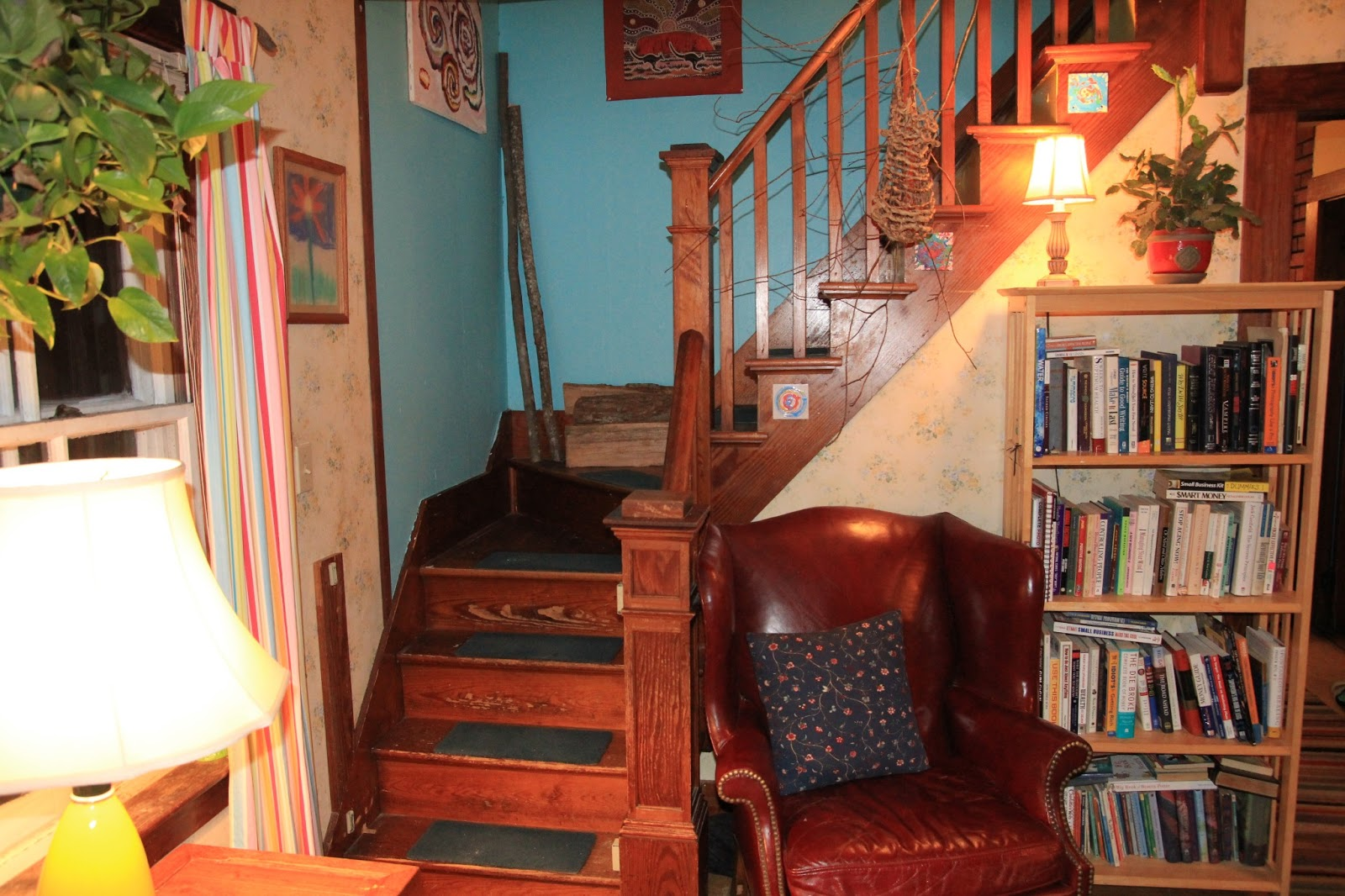 The Sparkling Martins: Our Sparkling Home