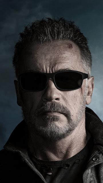 Arnold Schwarzenegger wallpaper in Terminator 6 Dark Fate