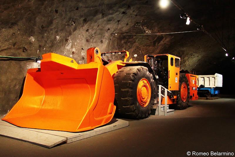 Kiruna Mine Equipment Sweden