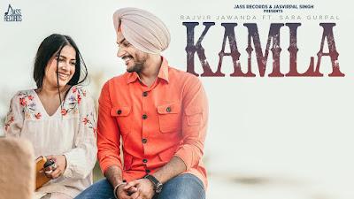 Presenting Kamla lyrics penned by Singhjit. New Punjabi song Kamla song sung by Rajvir Jawanda & featured Rajvir Jawanda & Sara Gurpal in video