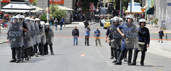 Απόρρητη διαταγή θέτει σε συναγερμό την Αστυνομία υπό τον φόβο κοινωνικών αναταραχών