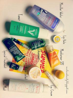 nhập khẩu các mỹ phẩm dưỡng da