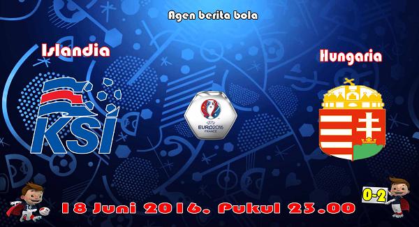 prediksi bola islandia vs hungaria euro 2016