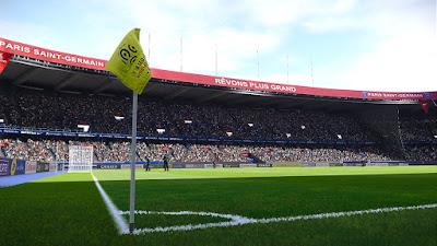 PES 2020 Stadium Parc des Princes by Jostike