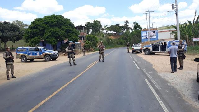 4ª Cia coíbe crimes retirando das ruas dezenas de veículos ilegais em Laje e Mutuípe