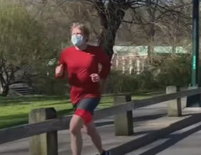 Impacts of Wearing a Mask During Exercise