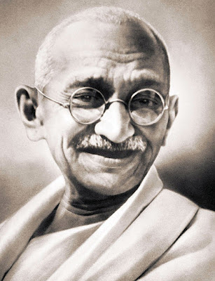 Some Best Inspirung Quotes And Thoughts By Mahatma Ghandhi