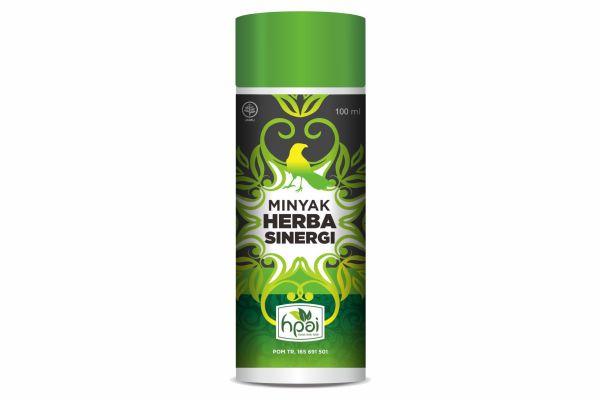 minyak herba sinergi hni 100ml