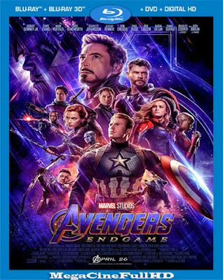 Avengers Endgame Full 1080P Latino Dual