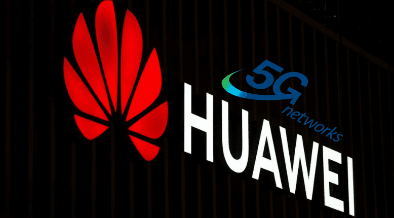 Huawei 5G trails