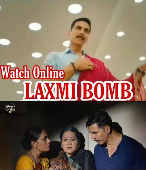 Watch Laxmmi bomb movie online Fimywap- Akshay Kumar