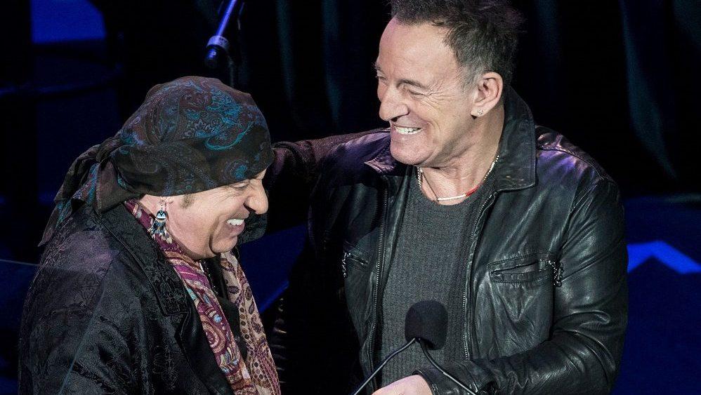 Stevie e Bruce <3