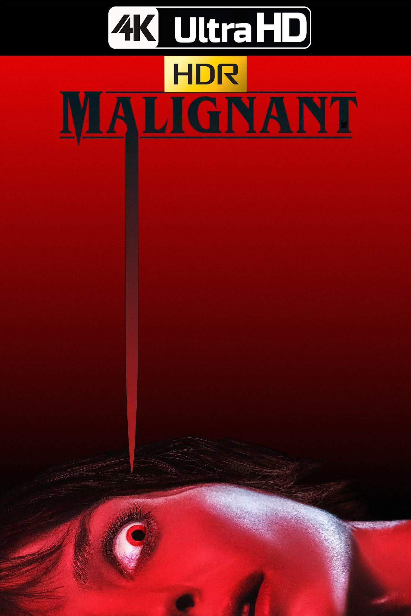 Malignant (2021) HMAX 4K-HDR WEB-DL 2160p Latino