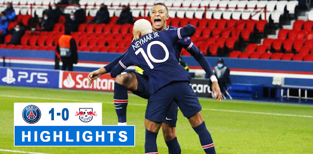 Paris Saint Germain vs RB Leipzig – Highlights