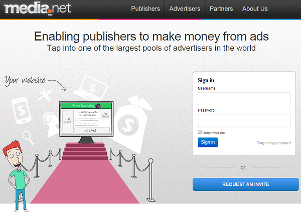 Media.net - Adsense alternative