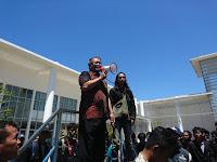 Mantap! Respon Cepat Tuntutan Mahasiswa, Rektor ITERA Dialog Langsung dengan Mahasiswa