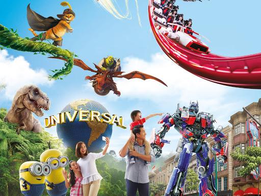 5 Alternatif Untuk Menuju Universal Studio Singapore