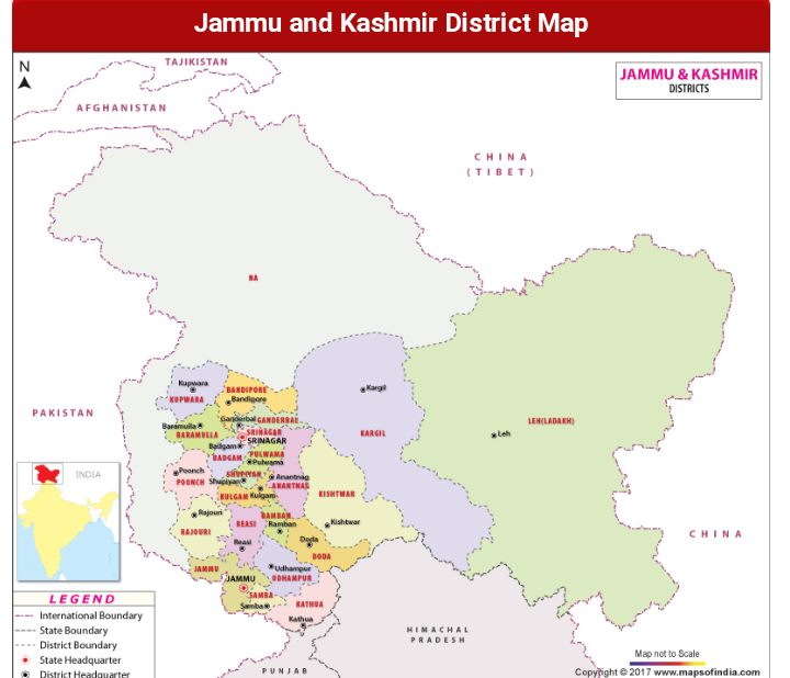 Kashmir On World Map.Jammu And Kashmir World Top Five In Beautiful Place And It S