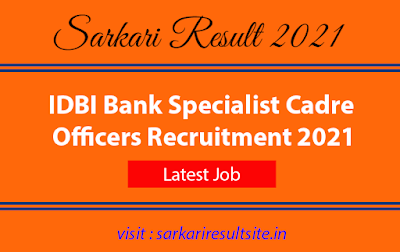idbi-bank-specialist-cadre-officers-recruitment-2021