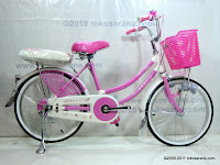 Sepeda Mini Praxis Alia 20 Inci