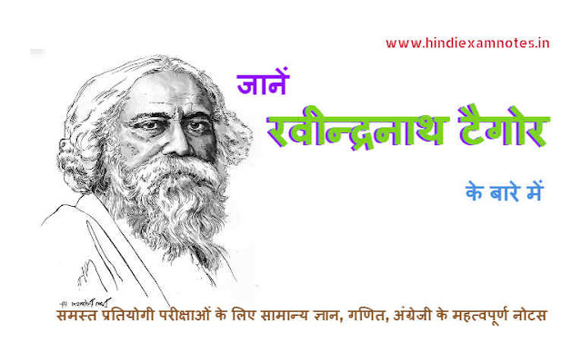 Know About Rabindranath Tagore in Hindi
