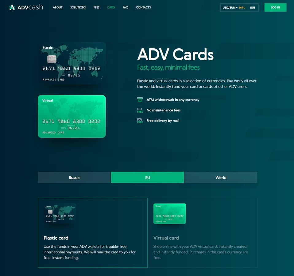 Casinos that accept ADVCash - Casino Payment Methods