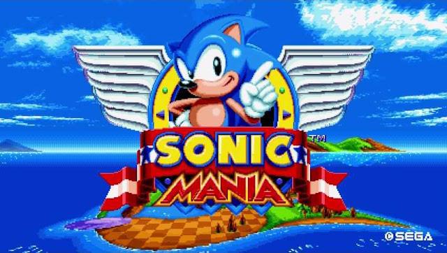 Bernoltalgia dengan karakter yang satu ini Spesifikasi Game Sonic Mania Untuk PC