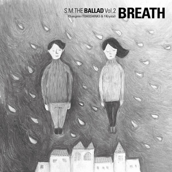 [Single] S.M.THE BALLAD (Changmin & Krystal) – Breath [Japanese Ver.]
