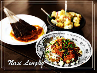Resep Nasi Lengko Khas Cirebon Sedap dan Mantap