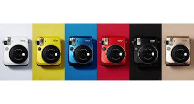 Spesifikasi dan Harga Fujifilm Instax Mini 70
