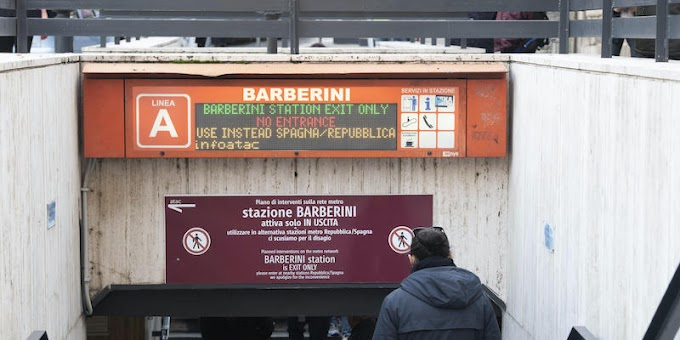Barberini riapre il 15 maggio anche in entrata