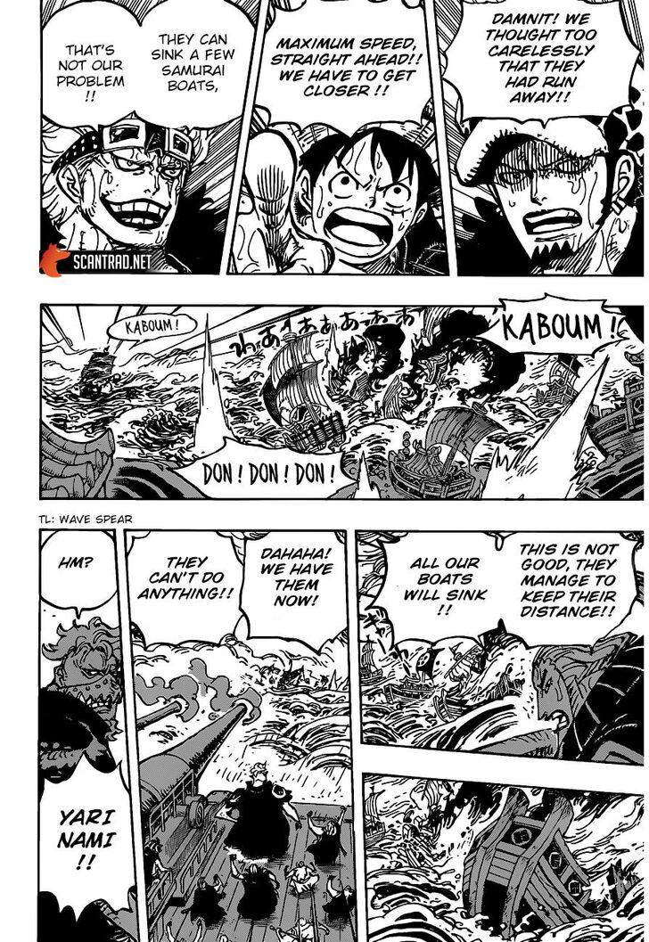 One Piece Manga Chapter 976 - Image 015